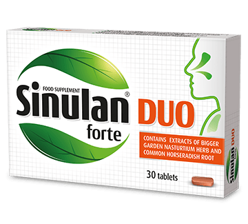 Sinulan DUO Forte tablets