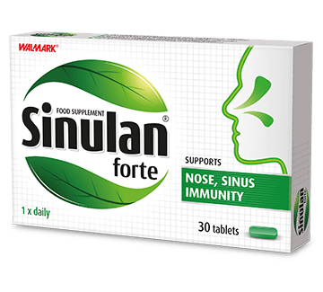 Sinulan Forte tablets